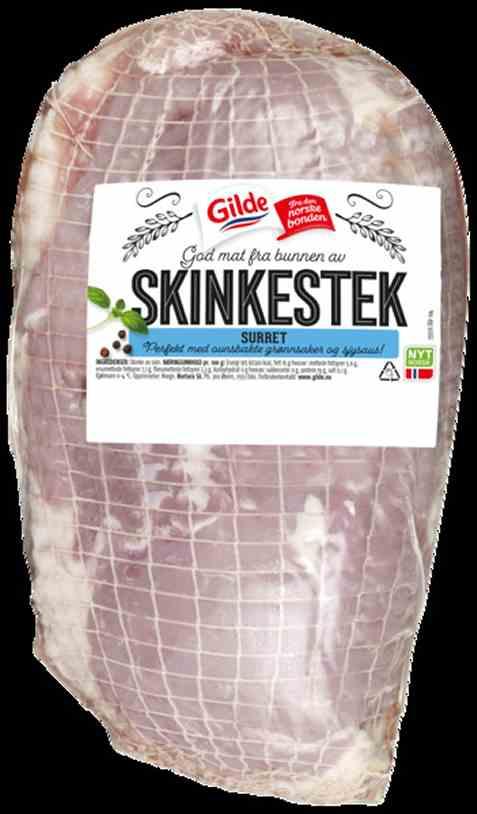 Bilde av Gilde Skinkestek surret ca 1,8 kg.