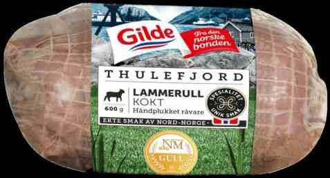 Bilde av Thulefjord Kokt lammerull 600 gr.