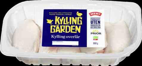 Bilde av Prior Kylling overlår kyllinggården.
