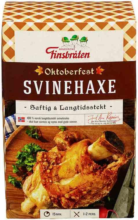 Bilde av Finsbråten svinehaxe.
