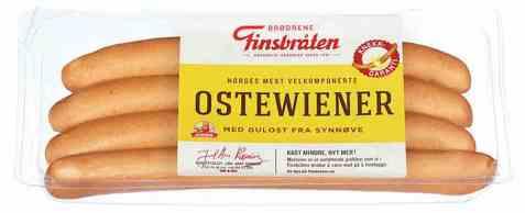 Bilde av Finsbråten ostewiener.
