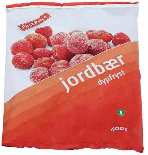 Bilde av First Price fryste jordbær.