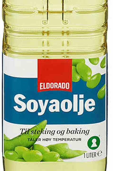 Bilde av Eldorado soyaolje 1 liter.