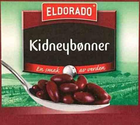 Bilde av Eldorado kidneybønner 3 pakke.