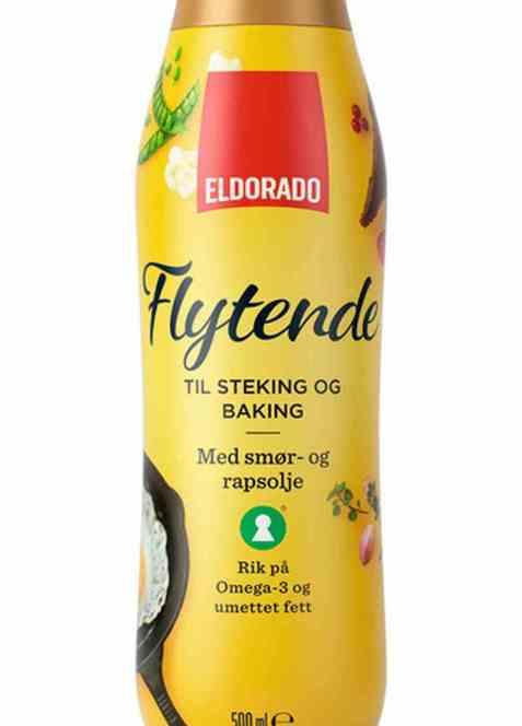 Bilde av Eldorado margarin Flytende med smør.