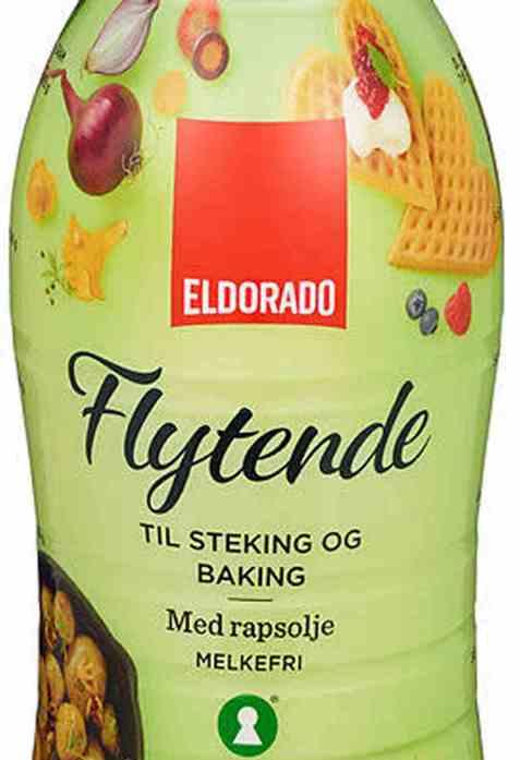 Bilde av Eldorado margarin Flytende 750 ml.