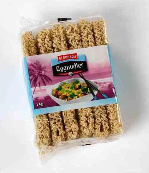 Bilde av Eldorado eggnudler 1 kg.