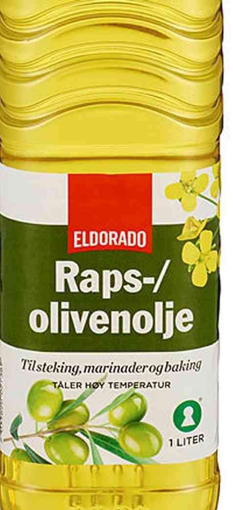 Bilde av Eldorado raps og olivenolje.