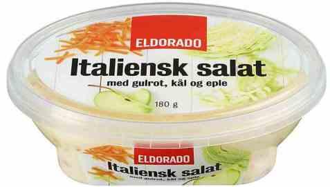Bilde av Eldorado italiensk salat.