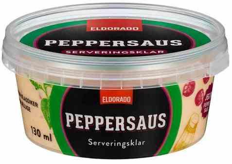 Bilde av Eldorado peppersaus.