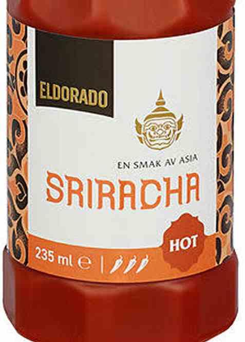 Bilde av Eldorado sriracha 250 ml.
