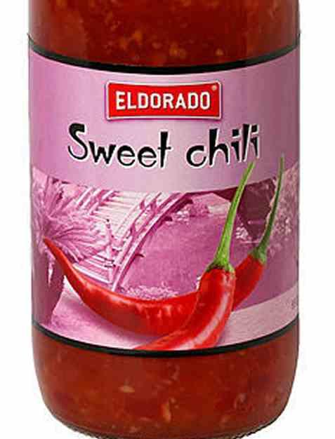 Bilde av Eldorado sweet chili saus 850 gr.