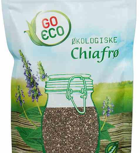 Bilde av Eldorado chiafrø go eco.