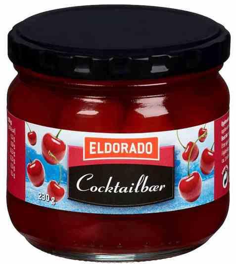 Bilde av Eldorado cocktailbær røde.