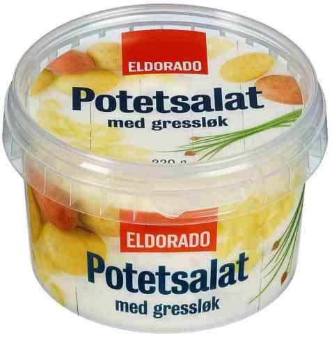 Bilde av Eldorado Potetsalat med gressløk.