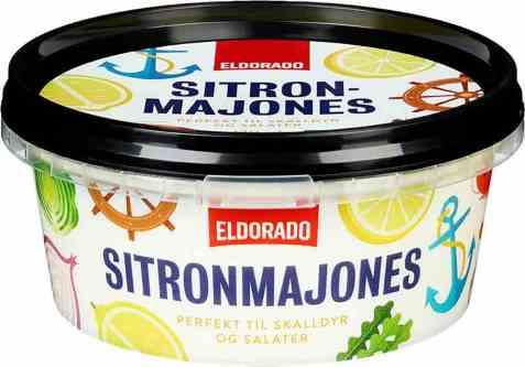 Bilde av Eldorado sitronmajones.