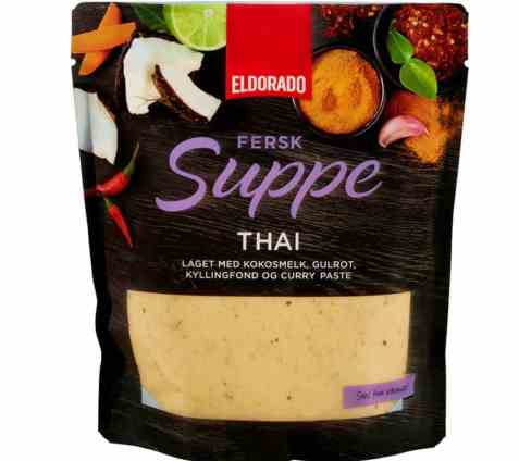 Bilde av Eldorado fersk thaisuppe.