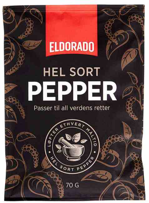 Bilde av Eldorado pepper sort hel.