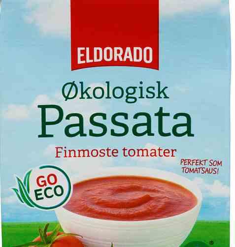 Bilde av Eldorado økologisk tomat passata.