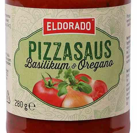 Bilde av Eldorado pizzasaus med urter.