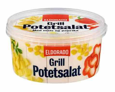 Bilde av Eldorado grill potetsalat.
