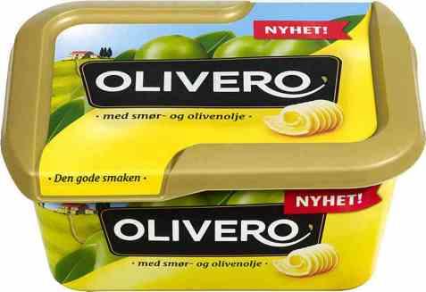 Bilde av Mills olivero smør og olivenolje.