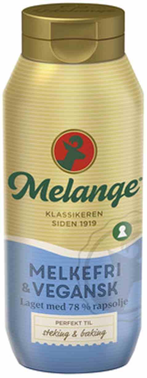 Bilde av Mills Melange flytende melkefri.
