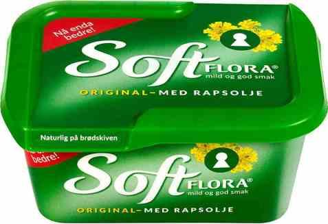 Bilde av Mills Soft Flora Original 400 gr.