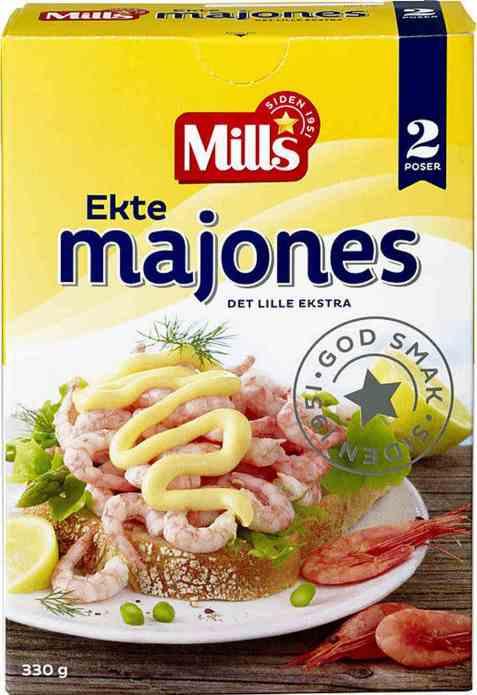 Bilde av Mills majones 330 gr.