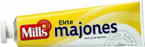 Bilde av Mills majones tube 215 gr.