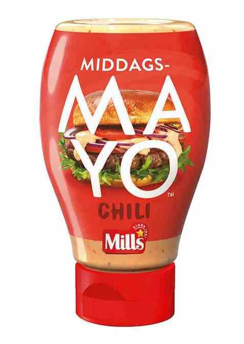 Bilde av Mills middagsmayo chili.