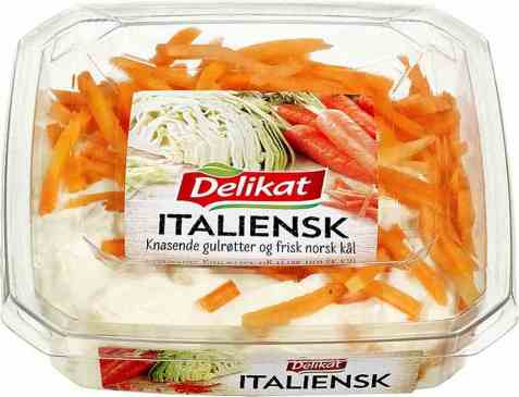 Bilde av Delikat Italiensk salat 200 gr.