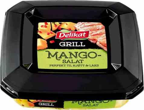 Bilde av Delikat grill mangosalat.