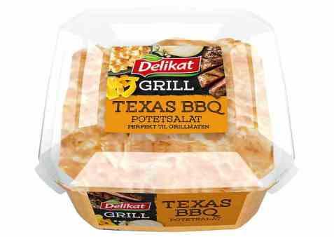 Bilde av Delikat potetsalat texas grill.