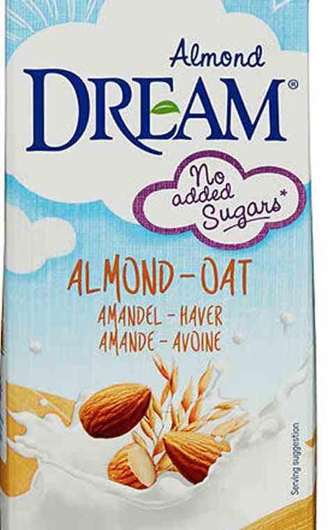 Bilde av Rice Dream Almond oat.