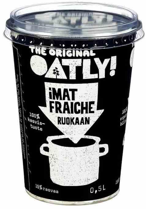 Bilde av Oatly imat fraiche 500 ml.