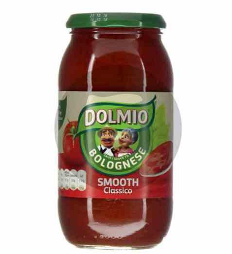 Bilde av Dolmio pastasaus smooth classico.
