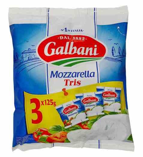Bilde av Galbani mozzarella 375 gr.