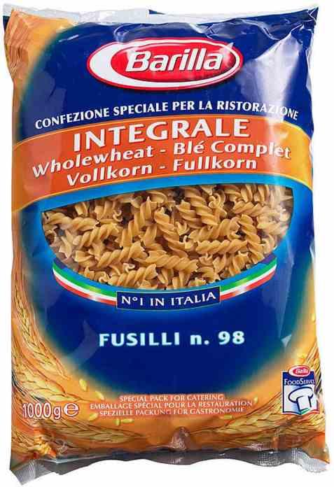 Bilde av Barilla fusilli fullkorn 1 kg.