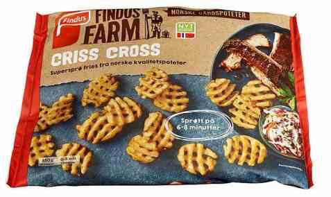 Bilde av Findus Farm criss cross.