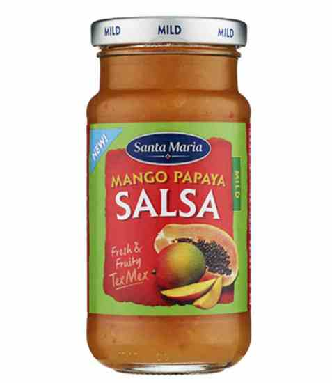 Bilde av Santa Maria Mango Papaya Salsa.