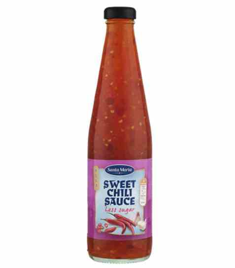 Bilde av Santa Maria Sweet Chili Sauce less sugar.