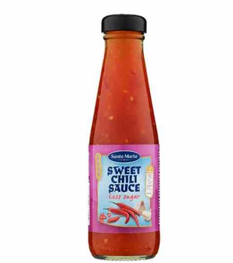 Bilde av Santa Maria Sweet Chili Sauce less sugar 200 ml.