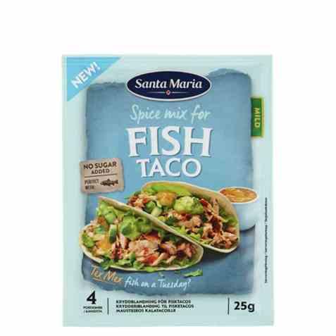 Bilde av Santa Maria Fish Taco Spice Mix.