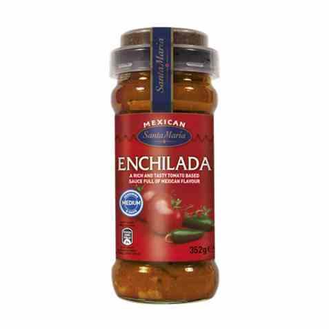 Bilde av Santa maria Enchilada Krydder & Saus.