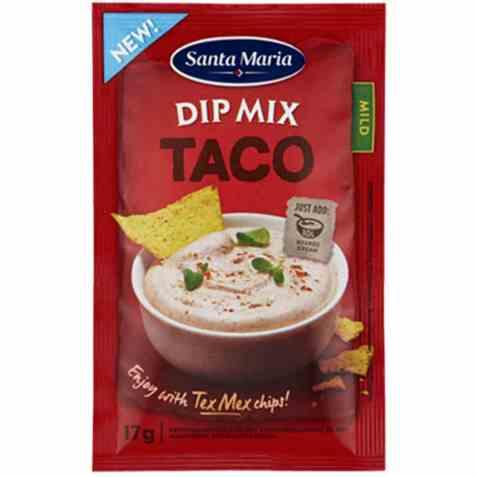 Bilde av Santa Maria Dip Mix taco.