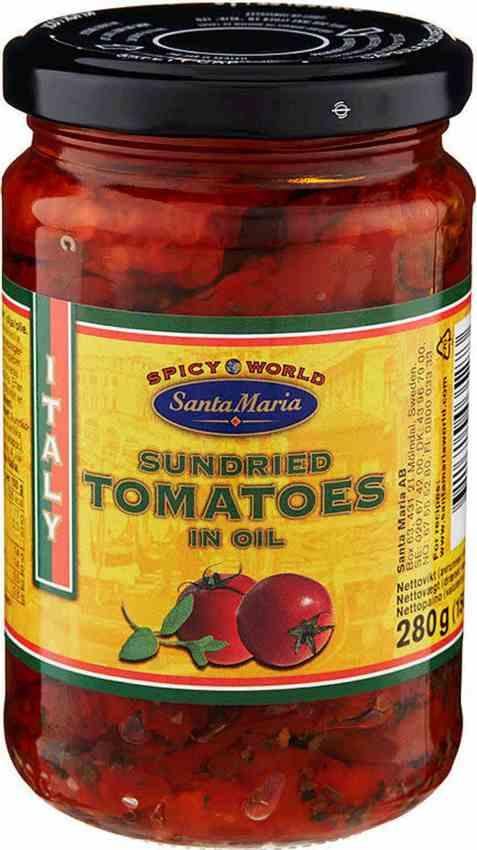 Bilde av Santa Maria soltørket tomat.