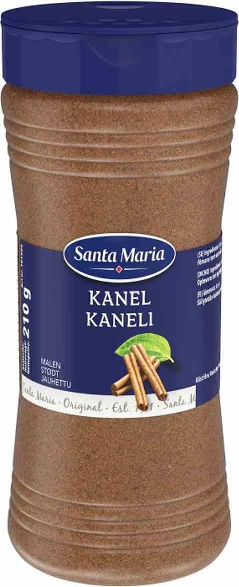 Bilde av Santa Maria Kanel Malt 210 g.