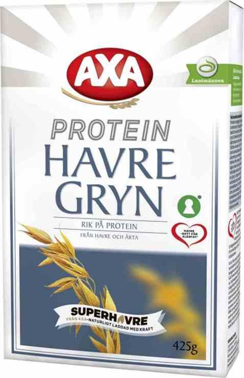 Bilde av Axa proteinhavregryn.