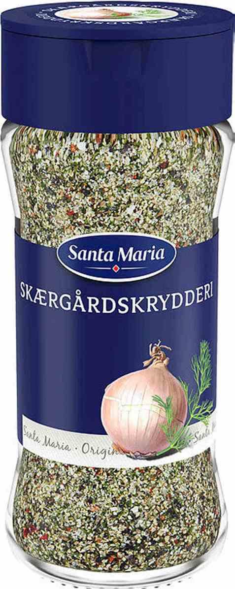 Bilde av Santa Maria Skjærgårdskrydder.